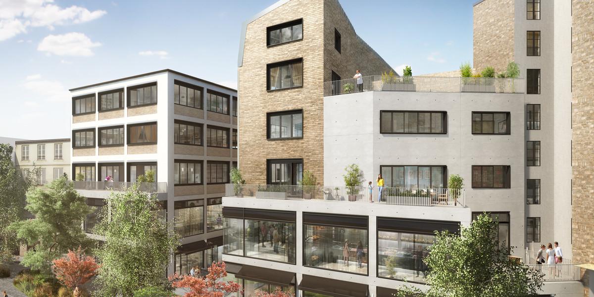 Programme immobilier neuf Bac-Raspail-Grenelle à Paris 7