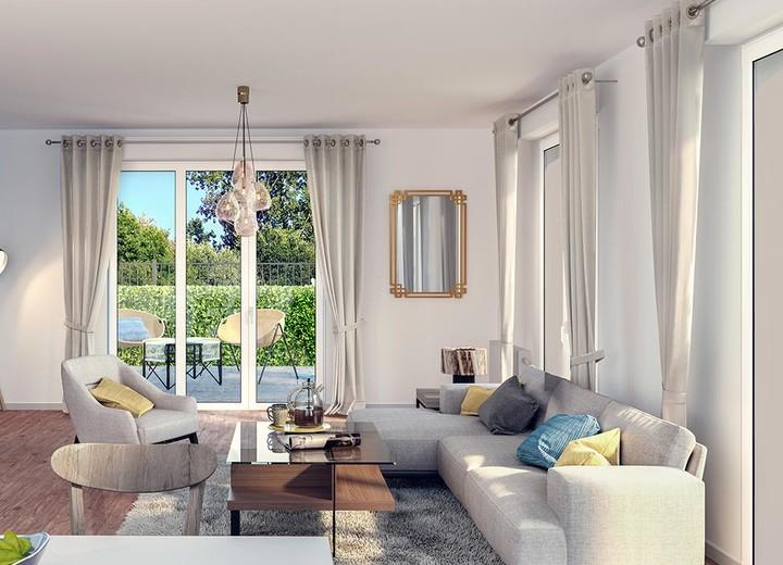 Prestatations du programme immobilier neuf Avenue Lecomte à Villiers-sur-Marne