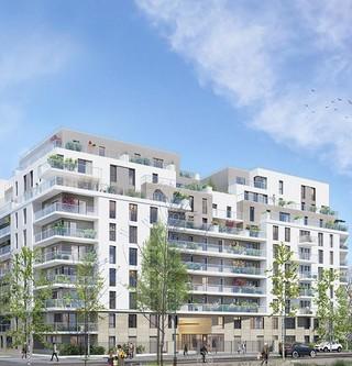 Futur programme immobilier neuf à Rueil