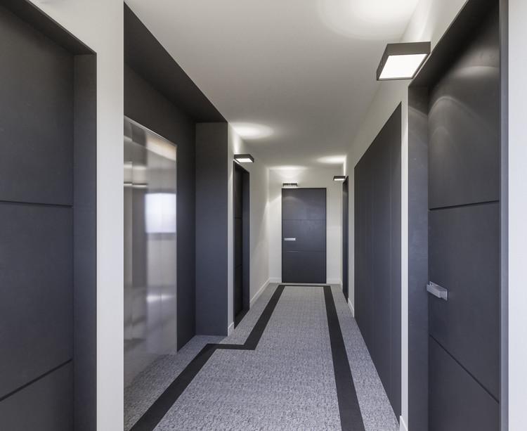Palier d'étage du programme immobilier neuf Variations à Vitry-sur-Seine