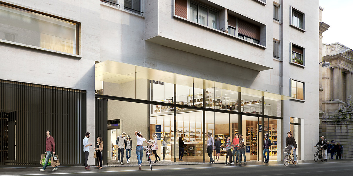 Programme immobilier Bac-Raspail-Grenelle à Paris 7