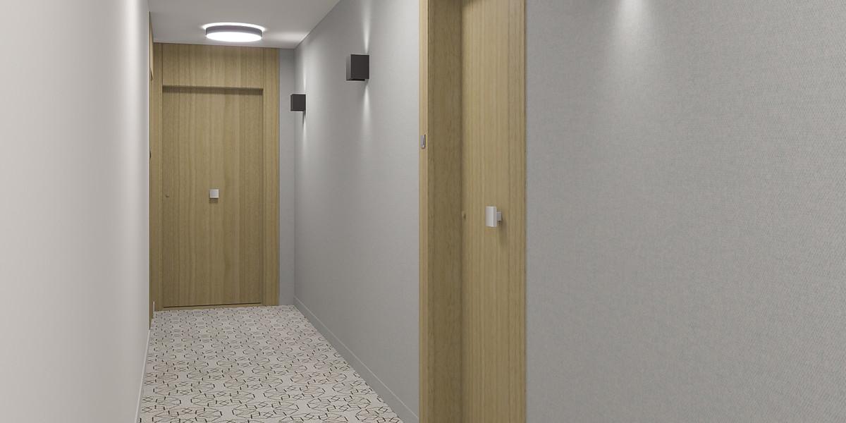 Palier d'étage du programme immobilier neuf Avenue Lecomte à Villiers-sur-Marne