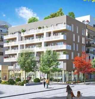 Programme immobilier neuf Les Allées Maria Casarès à Gennevilliers