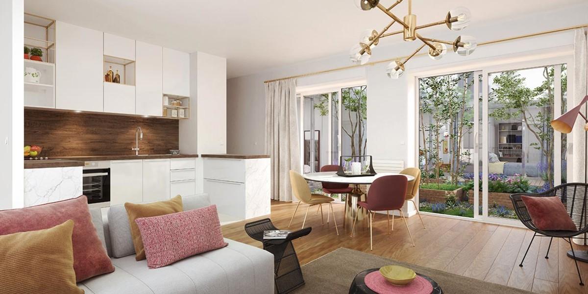 Appartement du programme immobilier neuf Ateliers Vaugirard chapitre 2 à Paris 15