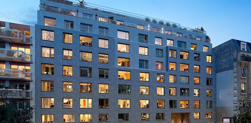 Programme immobilier neuf Rue Petit à Paris 19