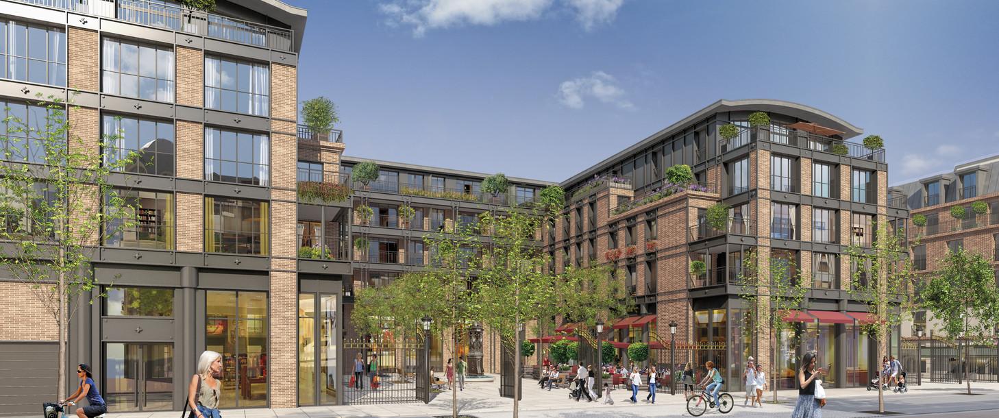 Programme immobilier neuf Quartier des Arts à Puteaux
