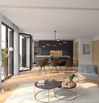 Appartement du programme immobilier neuf Rue Agrippe d'Aubigné