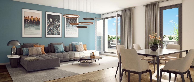 Appartement neuf du programme immobilier Rue Tronchet à Palaiseau