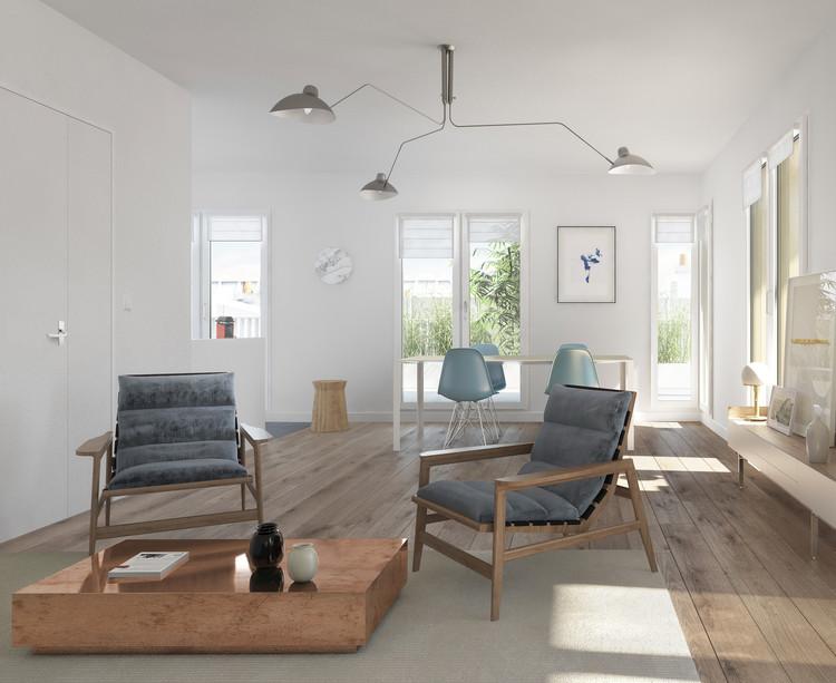 Appartement du programme immobilier neuf 5 Rue Erard à Paris 12