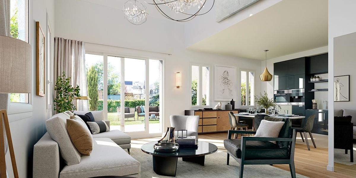 Maison neuve du programme immobilier Rue du Maréchal de Lattre de Tassigny