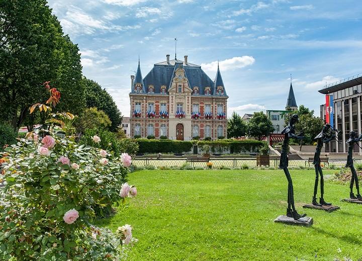 Achat immobilier neuf à Rueil-Malmaison