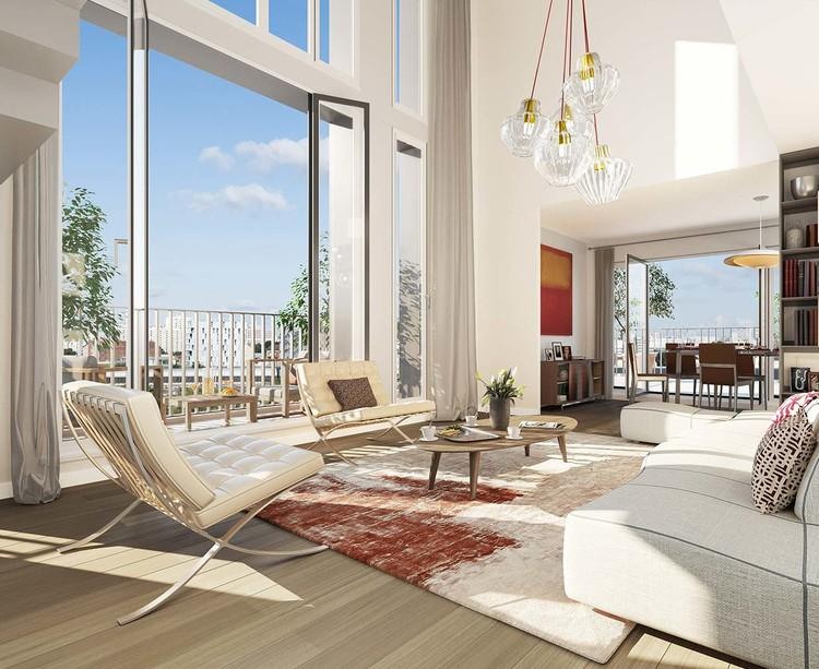 Appartement du programme immobilier Rue des Bons Raisins à Rueil-Malmaison