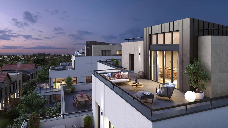 Programme immobilier neuf 60 Avenue Didier à Saint-Maur