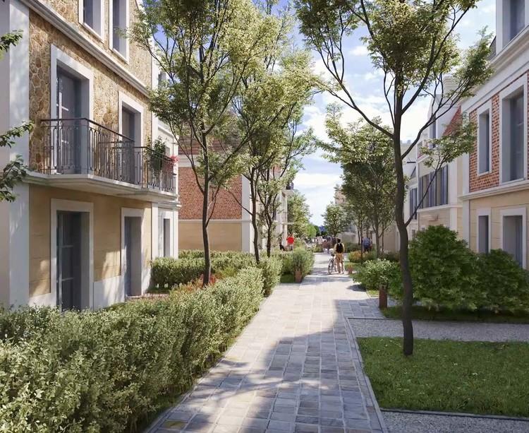 Programme immobilier neuf Allée de Meudon à Clamart
