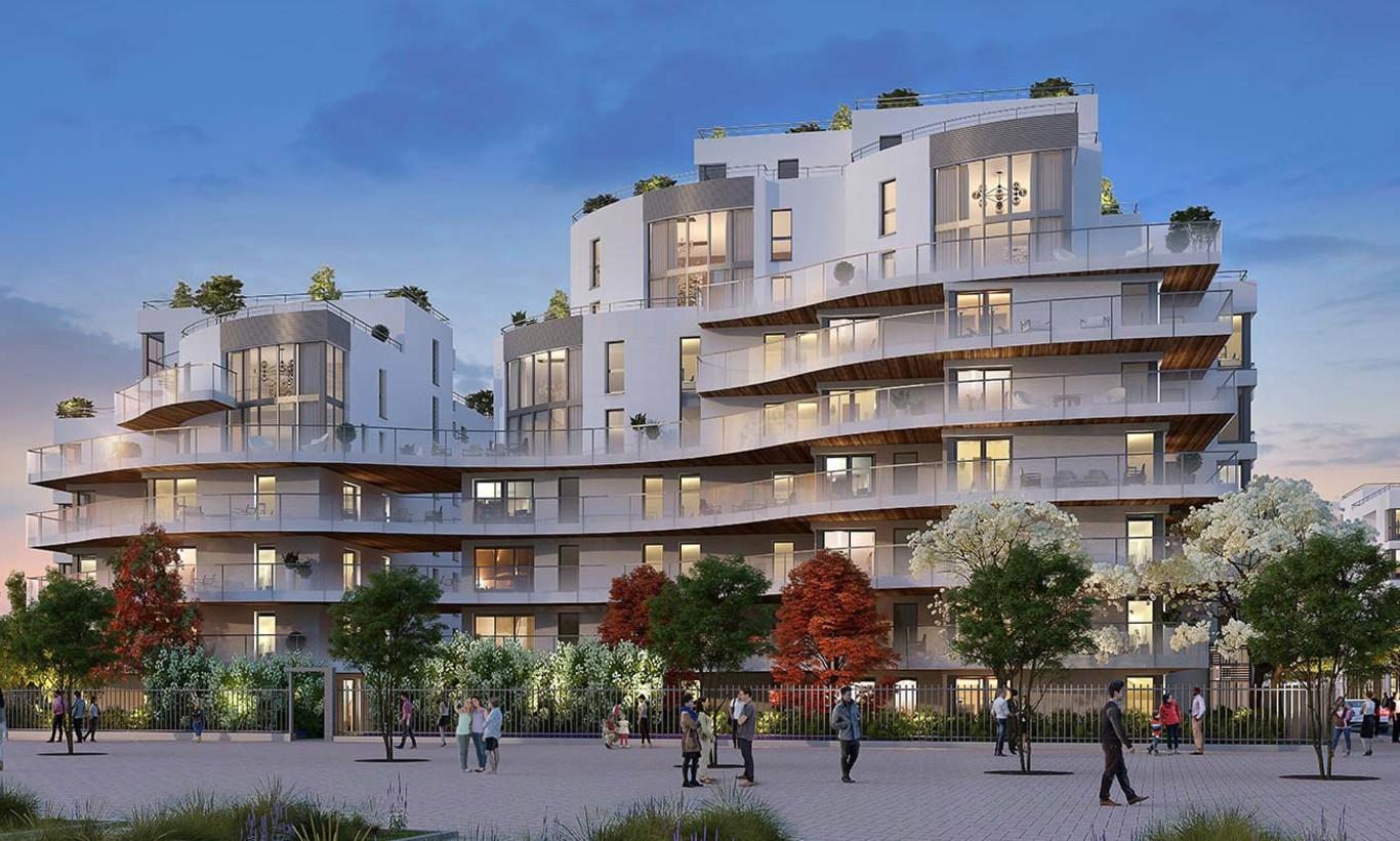 Programme immobilier neuf Carré de l'Arsenal à Rueil