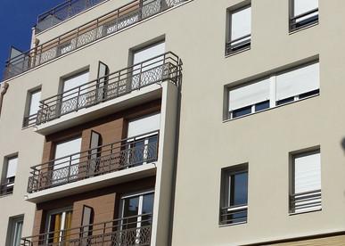 Programme immobilier neuf Luminance à Pantin