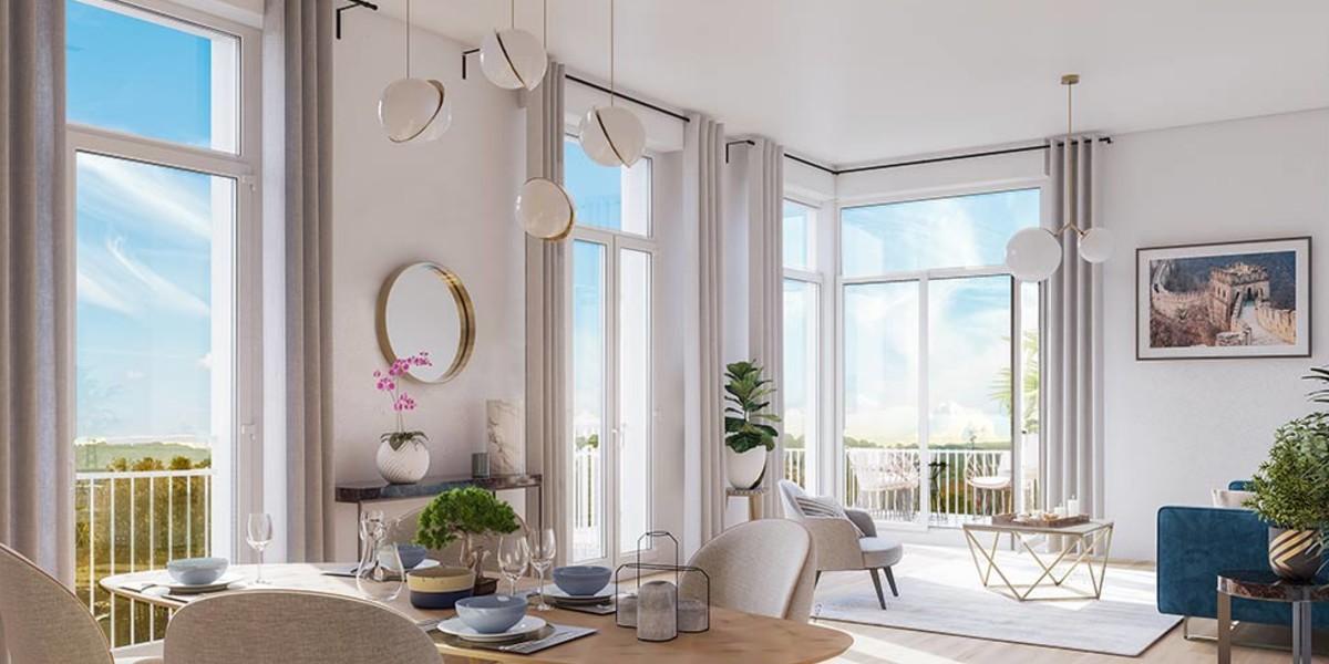 Appartement du programme immobilier neuf Allée du Parc à Massy