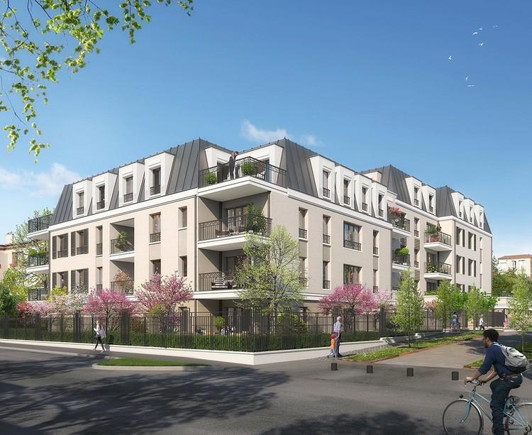 Résidence 31 rue Fernand Forest à Suresnes