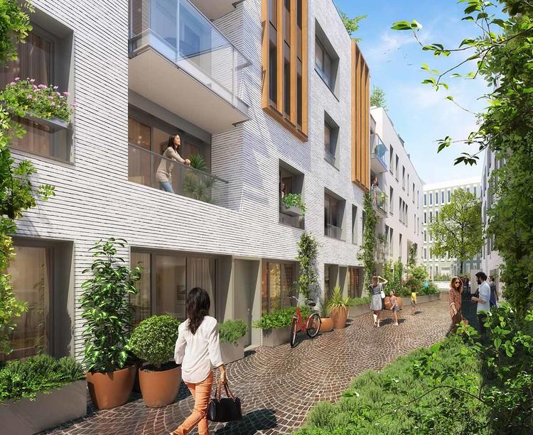 Programme immobilier neuf Passage Oberkampf à Paris 11
