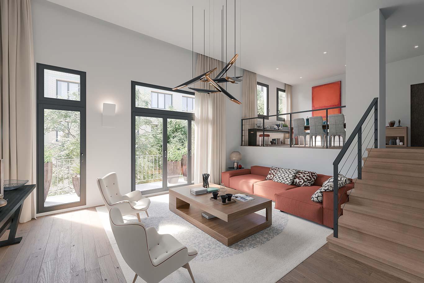 Bac-Raspail-Grenelle à Paris 7 : appartement