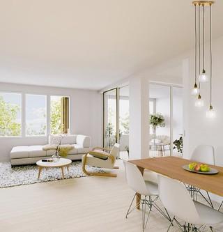 Appartement du programme immobilier neuf Place Félix Eboué à Paris 12
