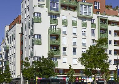 Programme immobilier neuf Carré Gabrielle à Saint-Denis