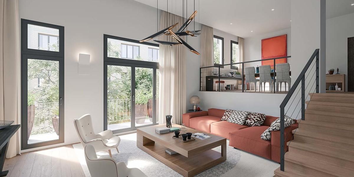 Appartement d'exception du programme immobilier neuf Bac-Raspail-Grenelle