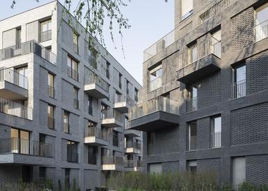 Programme immobilier neuf 10 Rue Danton à Pantin