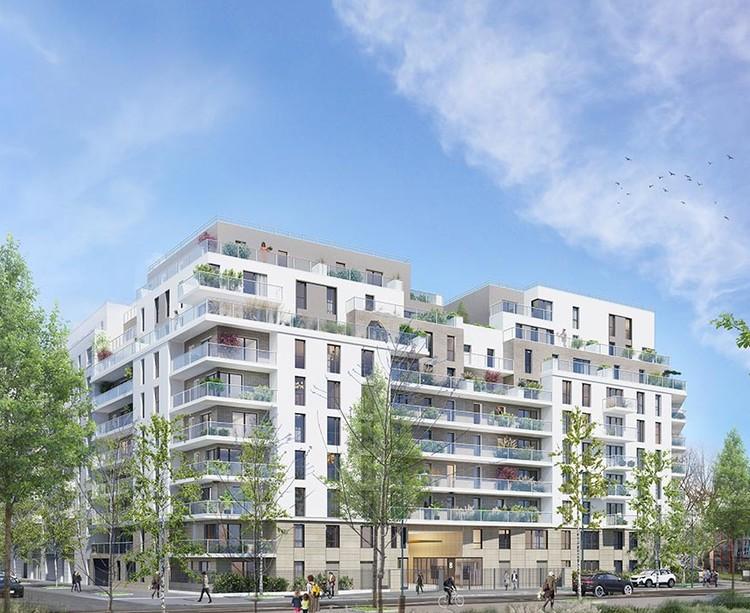 Nouveau programme immobilier neuf à Rueil-Malmaison