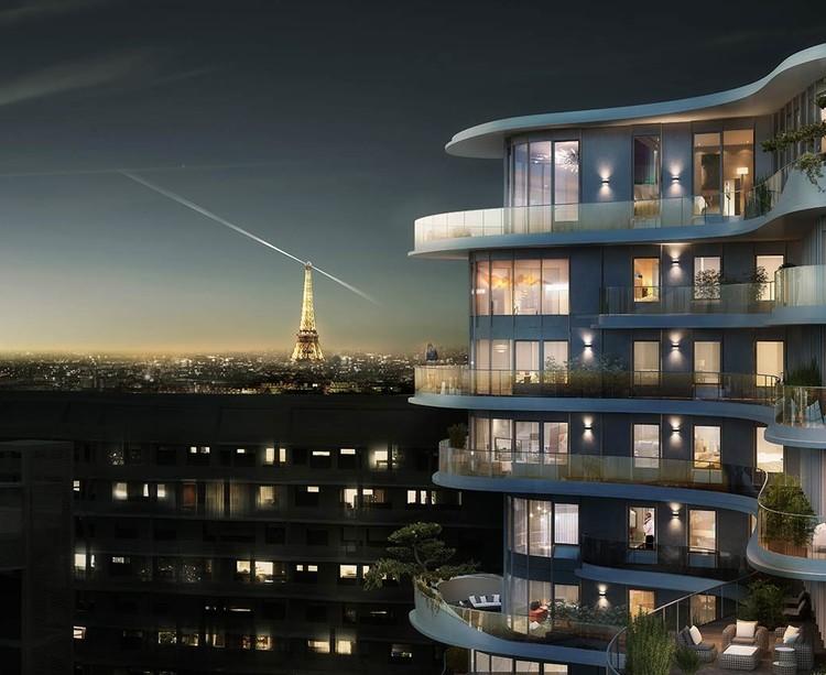 Programme immobilier neuf Unic à Paris 17