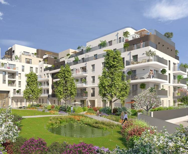 Programme immobilier neuf Rue des Bons Raisins à Rueil-Malmaison