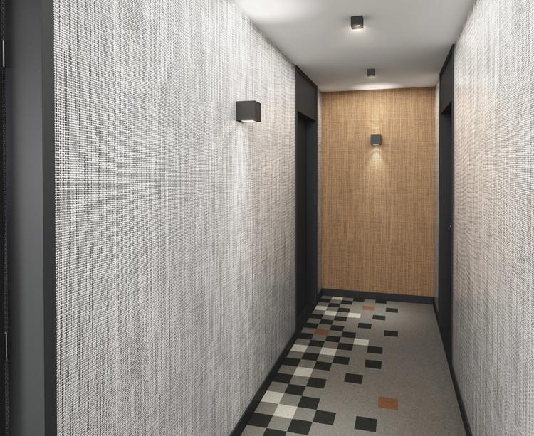 Palier d'étage du programme immobilier neuf 72 Colonel Rochebrune à Garches