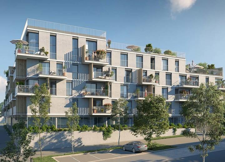 "Prestations du programme immobilier neuf ""Allée du Parc"" à Massy"