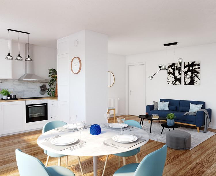 Appartement du programme immobilier neuf Variations à Vitry-sur-Seine
