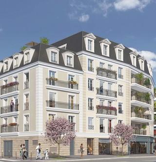 Programme immobilier neuf 3 rue Saint-Denis à Colombes