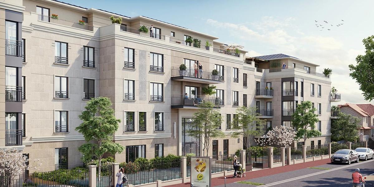 Programme immobilier neuf 1 Rue Roussel à Saint-Maur-des-Fossés