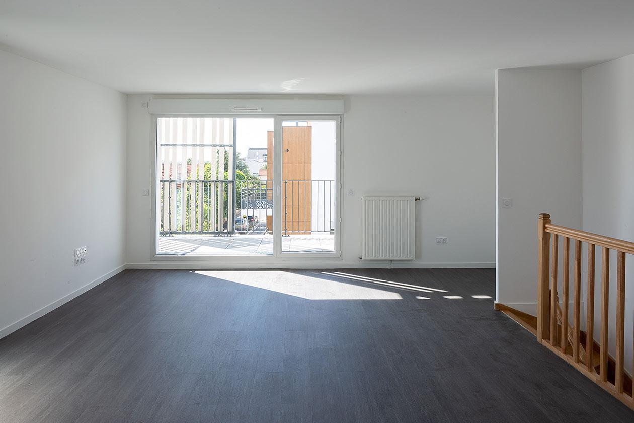 Variations à Vitry-sur-Seine : livraison de l'immeuble Quartz (appartement)