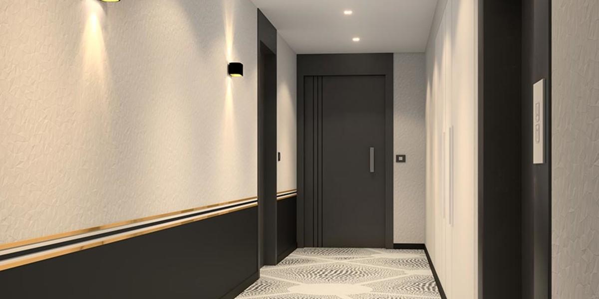 Palier d'étage du programme immobilier neuf 4 boulevard Carnot à Alfortville