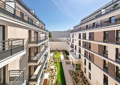 Programme immobilier neuf 57 Commandant Mouchotte à Saint-Mandé