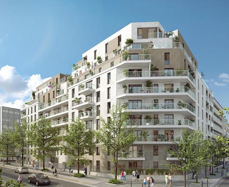 Le programme immobilier neuf 6 Rue Paul Héroult à Rueil-Malmaison