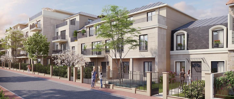 """Programme immobilier neuf """"1 Rue Roussel"""" à Saint-Maur"""