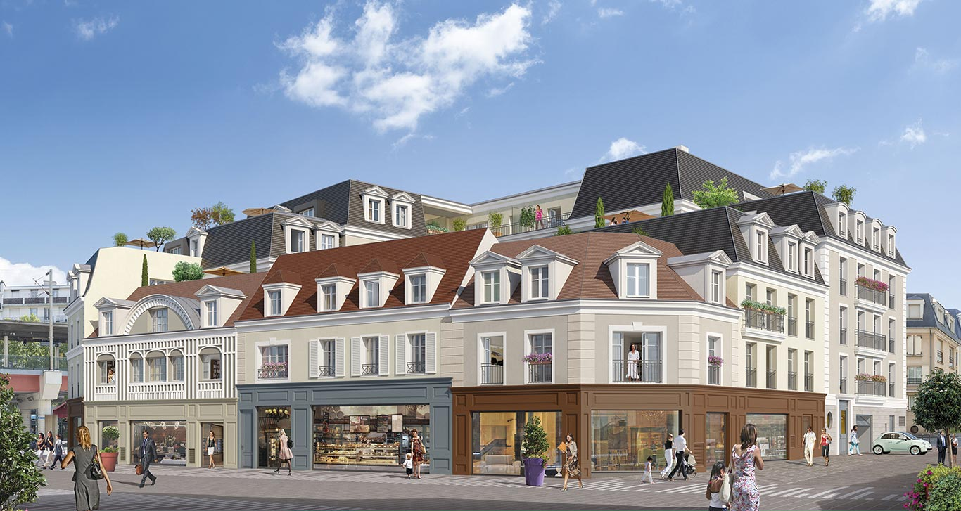 3 rue Saint-Denis à Colombes