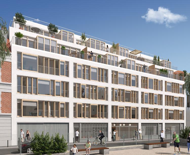 Programme immobilier neuf 9 Charrière à Paris 11