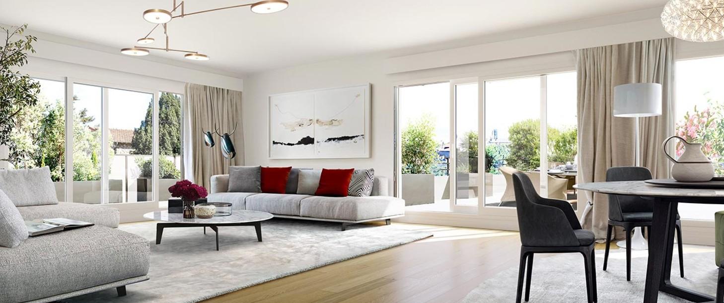Appartement du programme neuf Rue du Maréchal de Lattre de Tassigny