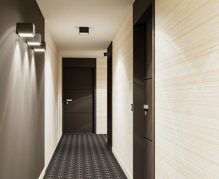 Palier d'étage du programme immobilier neuf 14 Ornano à Saint-Denis