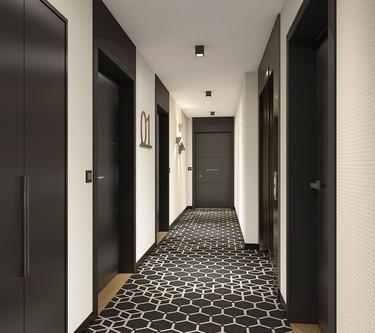 Palier d'étage du programme immobilier neuf Rue Tronchet à Palaiseau