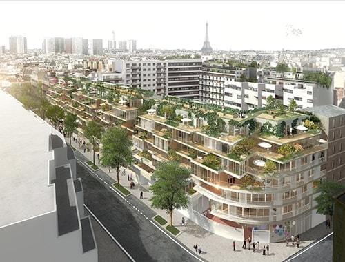 Les Ateliers Vaugirard à Paris 15