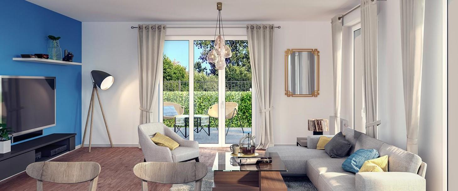 Appartement neuf du programme immobilier Avenue Lecomte à Villiers-sur-Marne