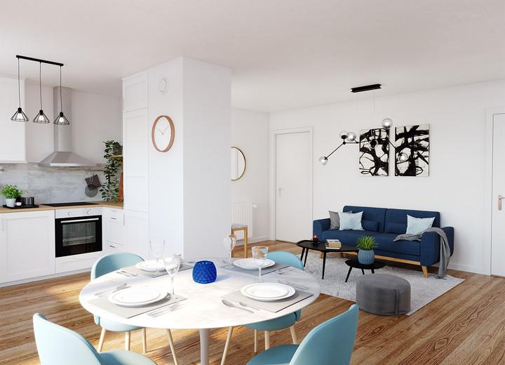 Prestations de la résidence neuve Variations à Vitry-sur-Seine