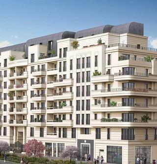 Programme immobilier neuf Vogue à Saint-Ouen